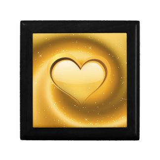 De magische Doos van de Gift van het Hart Decoratiedoosje