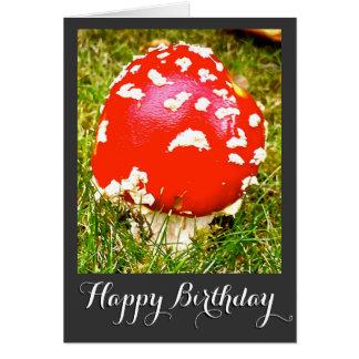 De magische Kaart van de Verjaardag van de