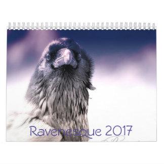 De magische Kalender van de Raaf van 2017