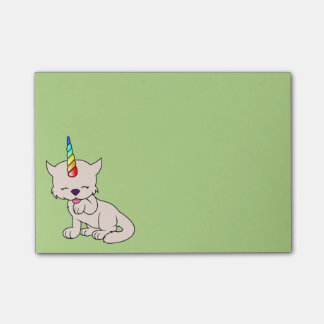 De magische Kat van de Eenhoorn = Kittycorn Post-it® Notes