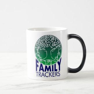 De Magische Mok van FamilyTrackers