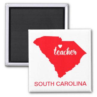 De Magneet Leraar van de Zuid- van Carolina