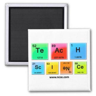 """De Magneet """"onderwijs van de Wetenschap NCSE"""""""