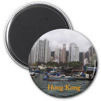 De magneet van Aberdeen, Hong Kong