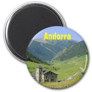 De magneet van Andorra