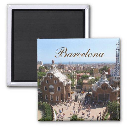 De magneet van Barcelona