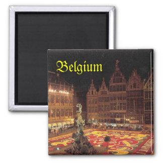 De magneet van België