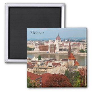 De Magneet van Boedapest