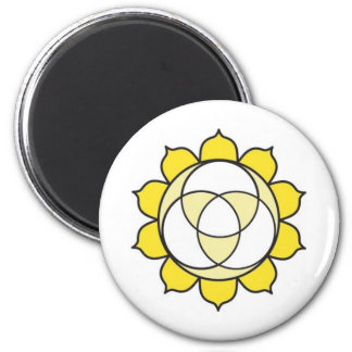 De Magneet van Chakra van de zonnevlecht