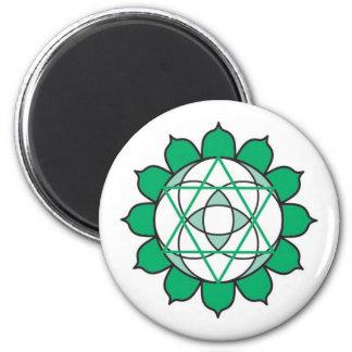 De Magneet van Chakra van het hart