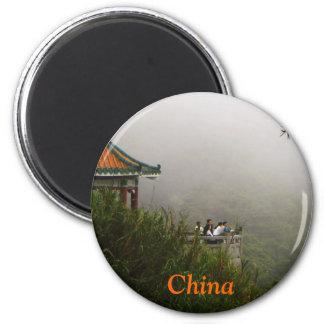 De magneet van China