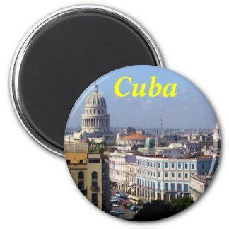 De magneet van Cuba