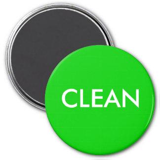 De Magneet van de afwasmachine - MAAK schoon