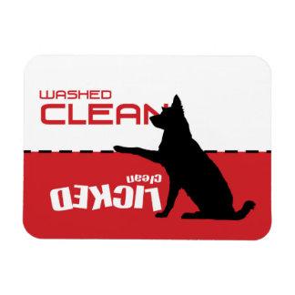 De Magneet van de Afwasmachine van de hond -