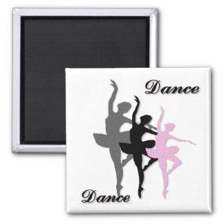 De magneet van de Dans van het ballet