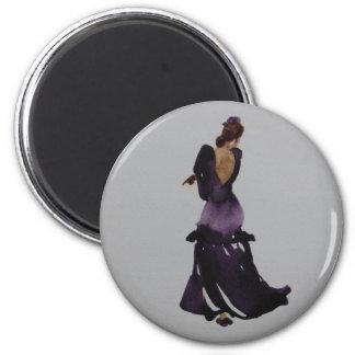 De Magneet van de Danser van het flamenco