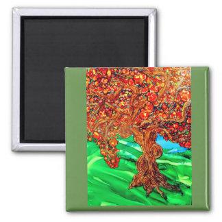 de magneet van de de herfstboom