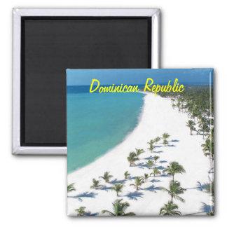 De magneet van de Dominicaanse Republiek