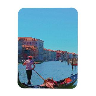 De Magneet van de Gondel van Venetië