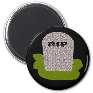 De Magneet van de Grafsteen van RIP