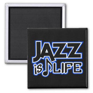 De magneet van de jazz