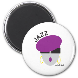 """De Magneet van de """"Jazz"""" van AnabelNY"""