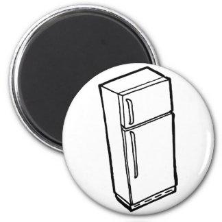 De Magneet van de koelkast