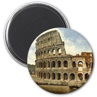 De Magneet van de koelkast - Rome, Colosseum