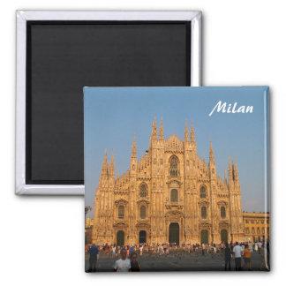 De Magneet van de Koelkast van Milaan Duomo