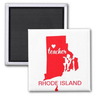 De Magneet van de Leraar van Rhode Island