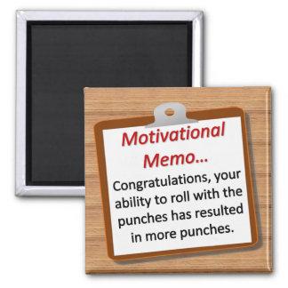 De Magneet van de motivatie
