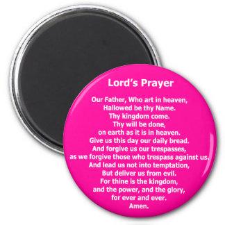 De Magneet van de Onze Vader - Roze