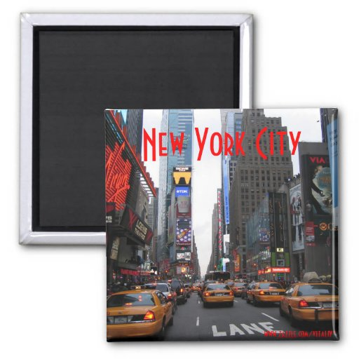 De magneet van de Stad van New York