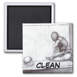 De Magneet van de Status van de afwasmachine