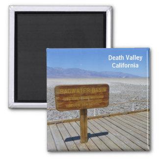 De Magneet van de Vallei van de dood!