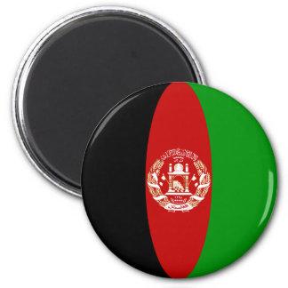 De Magneet van de Vlag van Afghanistan Fisheye