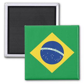 De Magneet van de Vlag van Brazilië