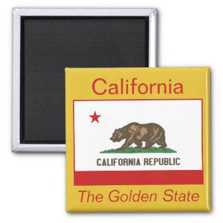 De Magneet van de Vlag van Californië