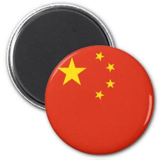 De Magneet van de Vlag van China