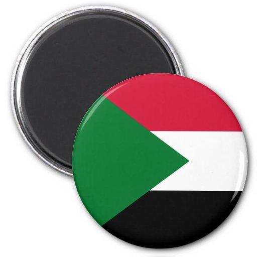 De Magneet van de Vlag van de Soedan