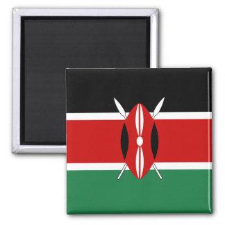 De Magneet van de Vlag van Kenia