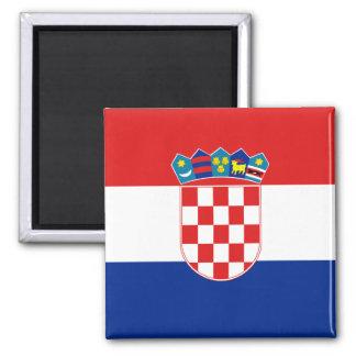 De Magneet van de Vlag van Kroatië