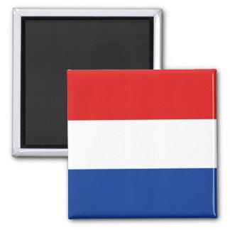 De Magneet van de Vlag van Nederland