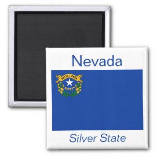 De Magneet van de Vlag van Nevada