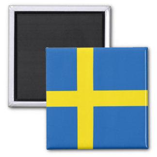 De Magneet van de Vlag van Zweden