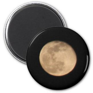 De Magneet van de volle maan