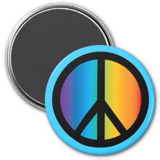 De magneet van de vrede