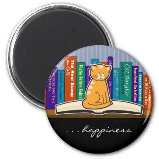 De Magneet van de Vriend van het Boek van de kat