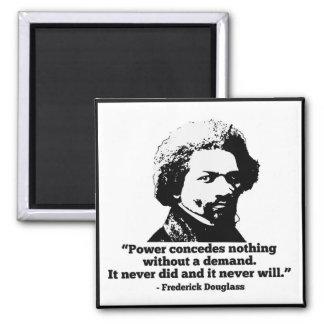 De magneet van Douglass van Frederick