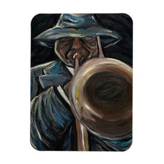 De Magneet van Flexi van de Jazz van het vrije sla